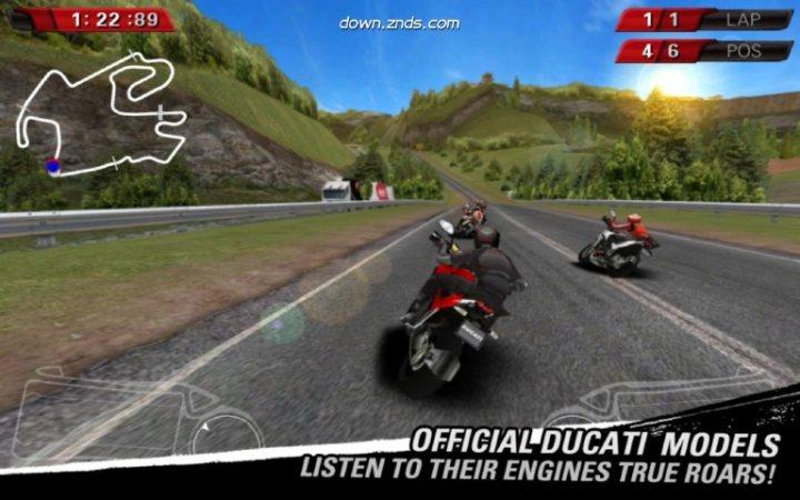 Ducati杜卡迪摩托挑战赛TV版