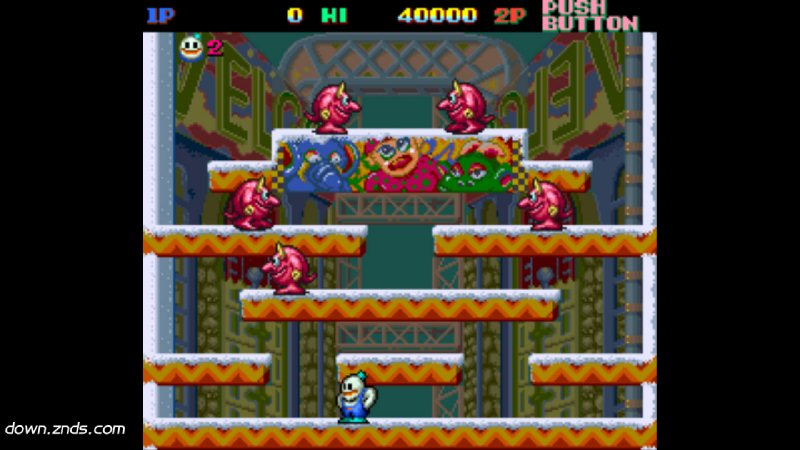 与彩虹岛,吸尘器人,超级玛丽是同类型的游戏.