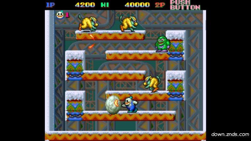 与彩虹岛,吸尘器人,超级玛丽是同类型的游戏
