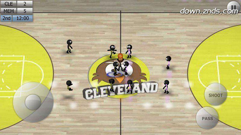 火柴人篮球TV版
