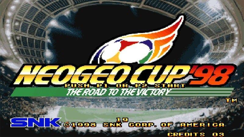 98机皇杯胜利之路TV版