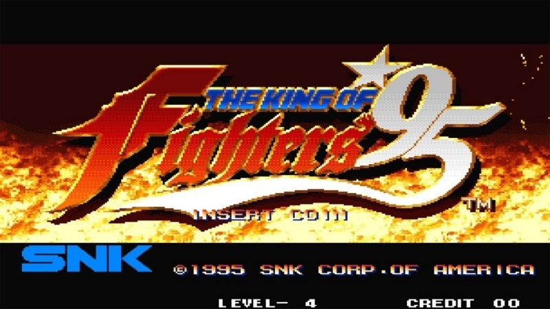 拳皇95TV版