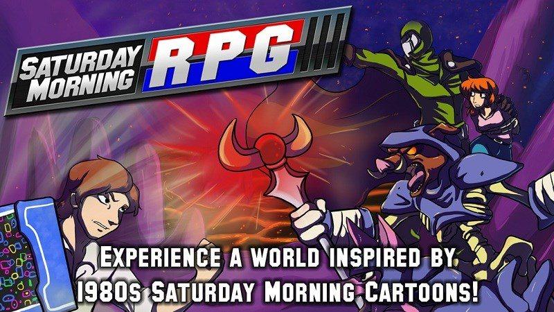 星期六早晨RPGTV版