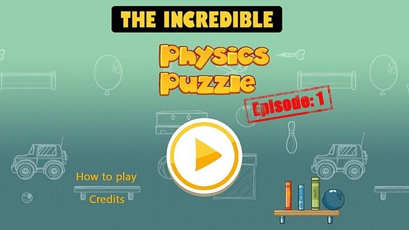 不可思议物理难题TV版