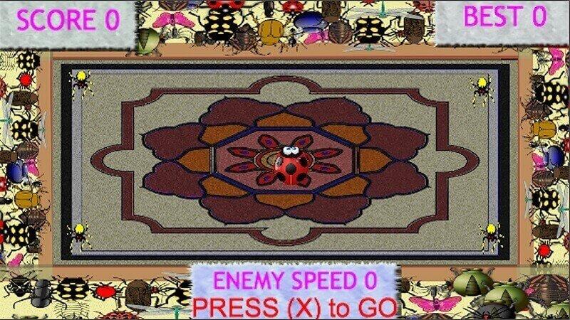 地毯上的虫子TV版