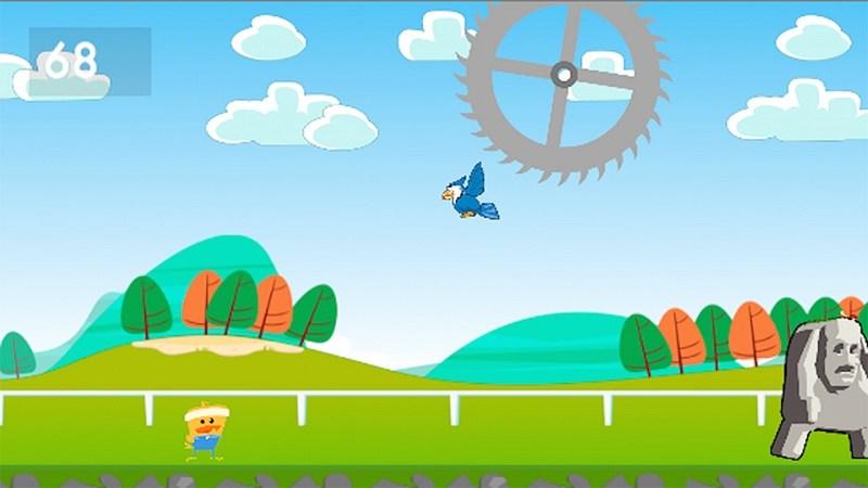 小鸟直升机TV版