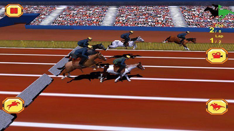 3D赛马2015TV版