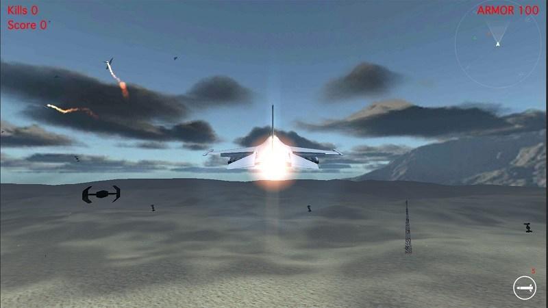 3D战机杀手TV版