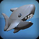 笨拙的鲨鱼