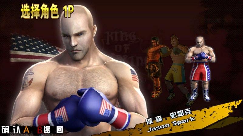 拳击之王TV版