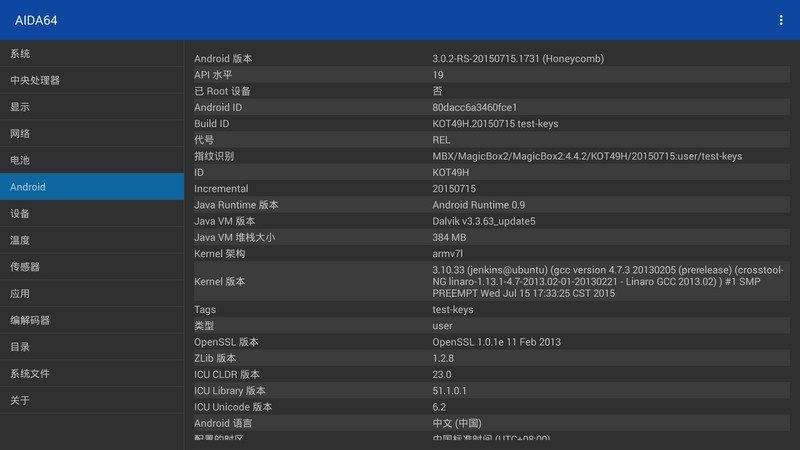 AIDA64中文版TV版