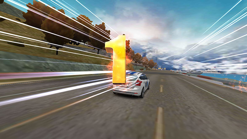金牌飞车3D TVTV版